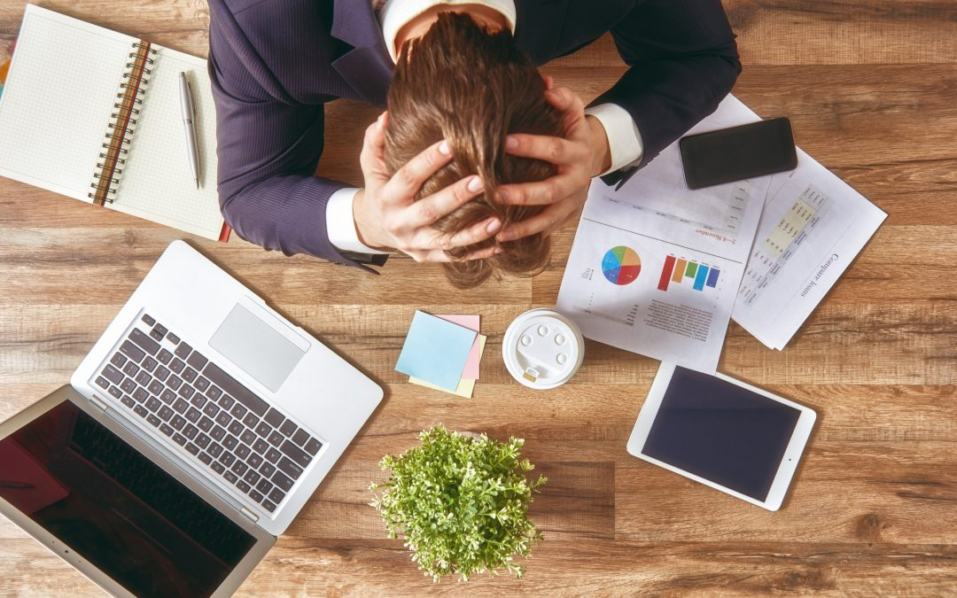 HOW TO REDUCE STRESS WHILE SELLING