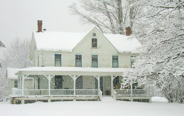 5 REASONS WHY WINTER IS ACTUALLY A HOT TIME TO BUY A HOME